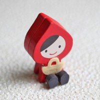 Little Red's Adventure Card/picture Stand