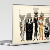 Unusual Suspects Laptop & iPad Skin by Castlepöp | Society6
