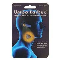 Amazon.com: Umbo Earbud Best Fitting Ergonomic Earbud for Bluetooth and Other Wireless Headsets: Electronics