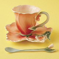 Hibiscus Tea Set
