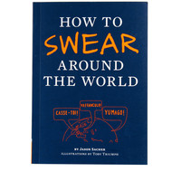 How to Swear Around the World Book