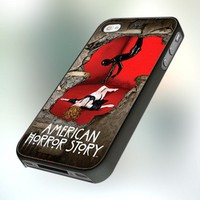 PCFA80 American Horror Story design for iPhone 4 or 4S Case / Cover