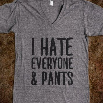 I Hate Everyone... & Pants - That Funny Stuff