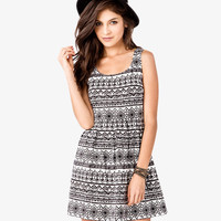 Tribal Inspired Dress | FOREVER21 - 2037199011