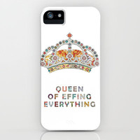 her daily motivation iPhone Case | Print Shop