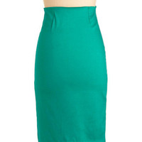Someone To Depend Lawn Skirt | Mod Retro Vintage Skirts | ModCloth.com