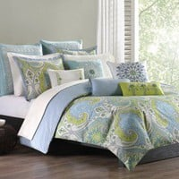 echo design Sardinia Duvet Collection - Sardinia Duvet Collection - All Bedding Sets - Bedding Sets - Bed & Bath