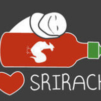 Sriracha Hug - I Love Sriracha Shirt - The Oatmeal