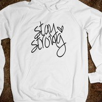 Stay Strong - S.J.Fashion