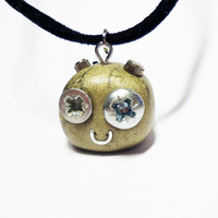 STEAMPUNK FRIEND - PENDANT