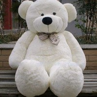 New BODYS Giant Super Cute Teddy Bear (69&quot;) Promotions