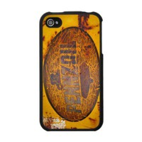 Rusty Pennzoil Oil Can - IPhone 4 Case from Zazzle.com