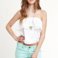 O&#x27;Neill Rose Tube Top at PacSun.com