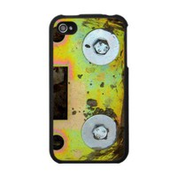 Greens Oxidized Bolts - IPhone 4 Case from Zazzle.com
