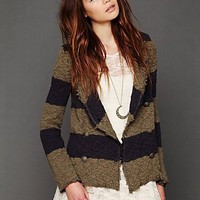 Free People Coat Of Arms Jacket