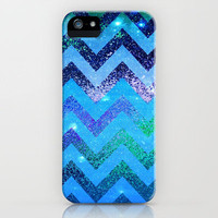PARTY CHEVRON II iPhone Case by Mnika  Strigel	 | Society6