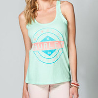 HURLEY Scenic Screamer Womens Tank