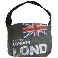 London Messenger Bag | Union Jack Bag | Robin Ruth | British Flag Bag | Great Britain Flag | United Kingdom Flag | London Bag
