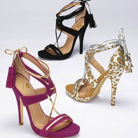 Strappy Lace-up Sandal - Colin Stuart® - Victoria's Secret