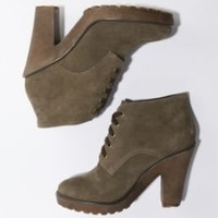 UrbanOutfitters.com &gt; Cooperative Suede Gumsole Boot