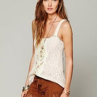 Free People Embellished Cami