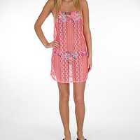 BKE Resort Lace Swim Cover-Up