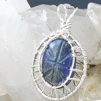 Lapis Lazuli curated by DoubleSJewelry  on ArtFire.com