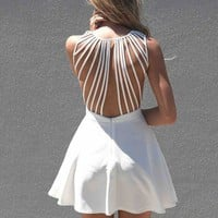 Get Strapped Up: Criss Cross Backs