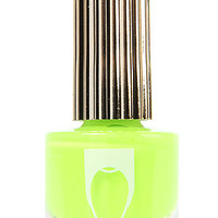 Floss Gloss The Nail Lacquer in Con Limon