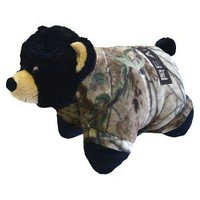 Real Tree Bear Pillow Pet