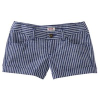 Mossimo Supply Co. Juniors Striped Short - Assorted Colors