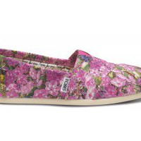 Pink Primrose Women&#x27;s Classics | TOMS.com