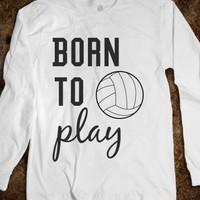 Born to play - Mfashion