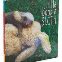 A Little Book of Sloth | Mod Retro Vintage Books | ModCloth.com