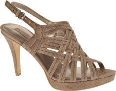 Bandolino On the Spot - Taupe Leather - Free Shipping &amp; Return Shipping - Shoebuy.com