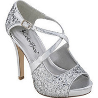 Coloriffics Jessica - Silver Metallic - Free Shipping & Return Shipping - Shoebuy.com