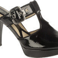 Naturalizer Kole - Black Patent PU - Free Shipping & Return Shipping - Shoebuy.com