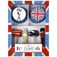 Meri Meri Cupcake Kit It's British