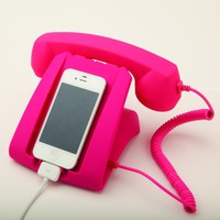 Pink Talk Dock - Whimsical &amp; Unique Gift Ideas for the Coolest Gift Givers