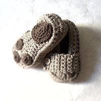 Bear Paw Baby Moccasins by beliz82 on Etsy