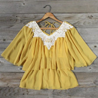 Wildflower Blouse, Sweet Country Inspired Clothing