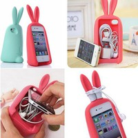 Rabit Case For iPhone 4 / 4S