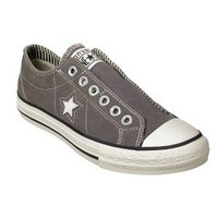 Women's Converse® One Star® Laceless Slip-on - Grey