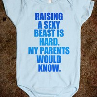 Raising A Sexy Beast - Underline Designs