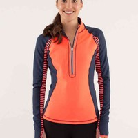 run: u-turn pullover *reversible | women&#x27;s tops | lululemon athletica