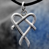 healing heart by JohnCarpenterJeweler on Etsy