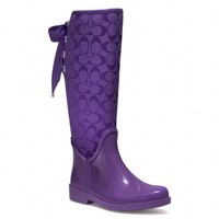 Coach :: Tristee Rainboot
