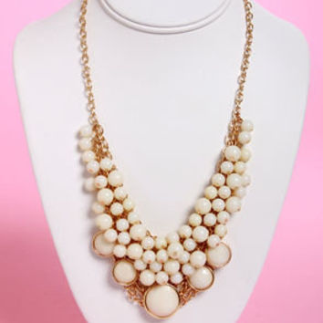 Bubble Vision Statement Necklace