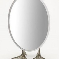 UrbanOutfitters.com > Silver Duck Mirror by David Dear