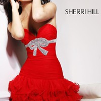 Sherri Hill 1473 Dress - MissesDressy.com